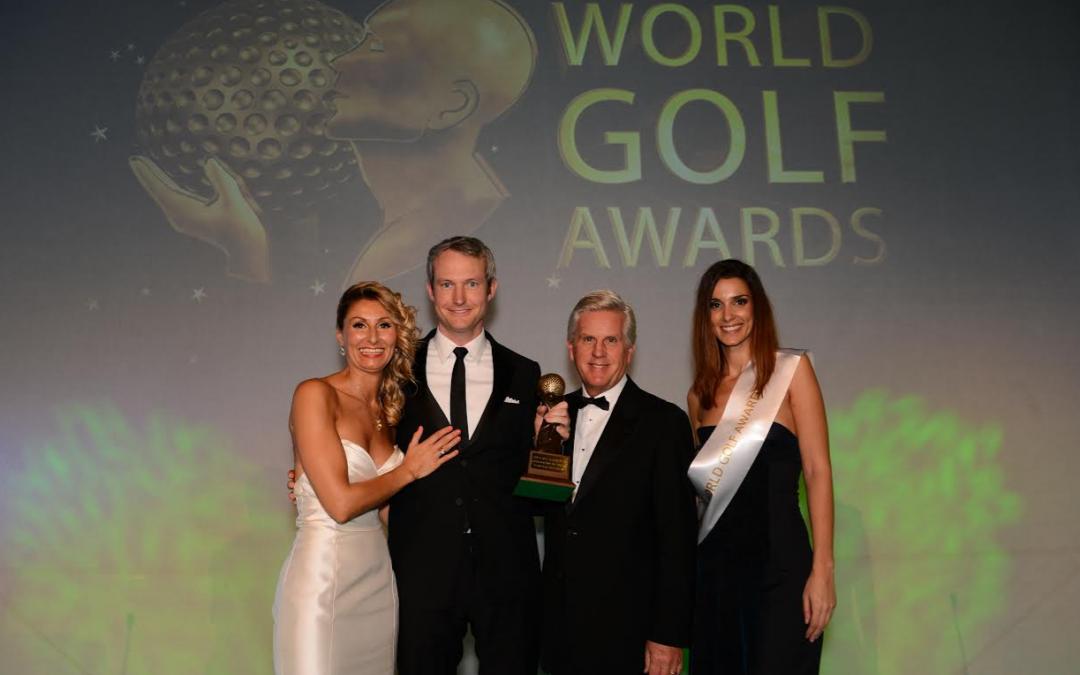 White Witch Golf Course Wins World Golf Award
