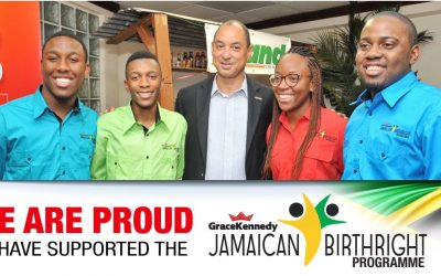 The GraceKennedy Jamaican Birthright Programme