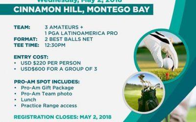 BWM Jamaica Classic 2018 – Cinnamon Hill Golf Course