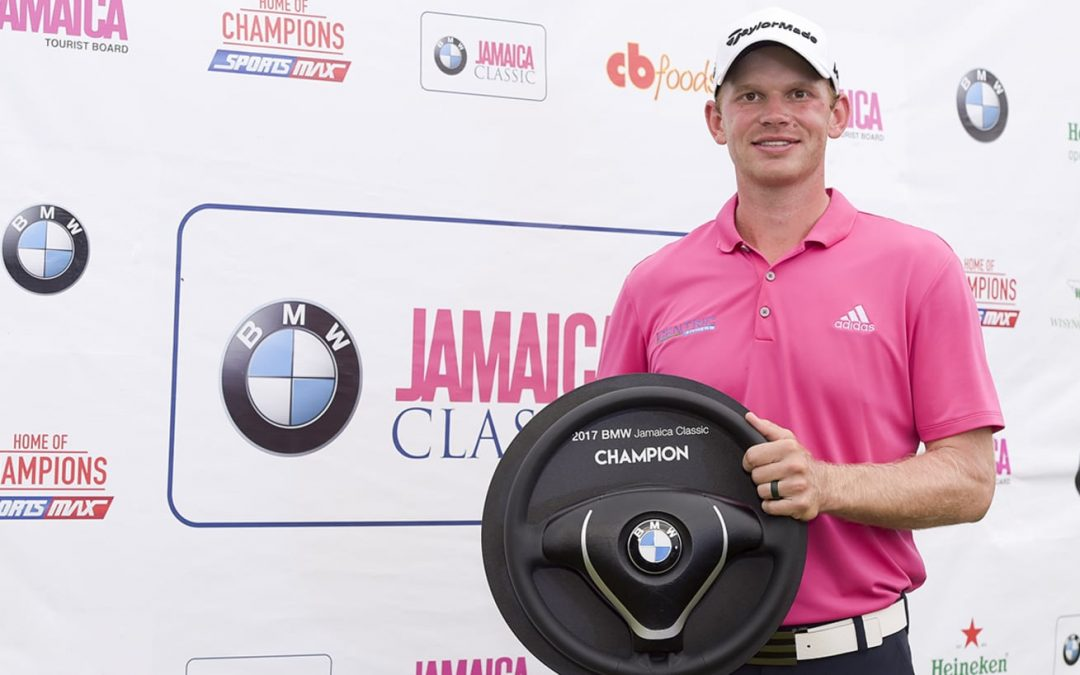Second BMW Jamaica Classic tees off today
