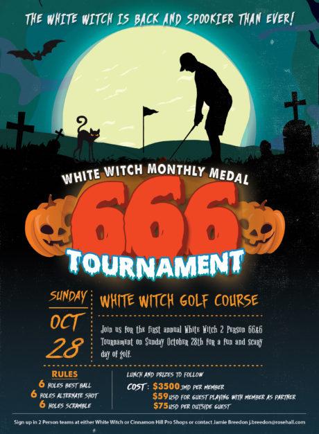 666 Tournament Orett O'Reggio