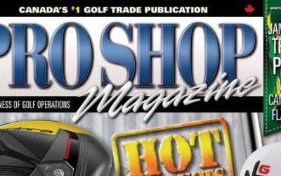 Pro Shop Magazine – Jamaican Triple Play