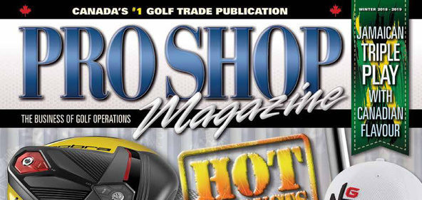 Pro Shop Magazine - Jamaican Triple Play with Canadian Flavour
