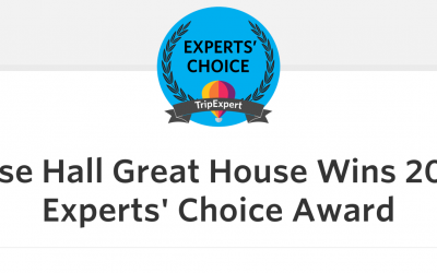 Rose Hall Great House Wins 2019 Experts' Choice Award