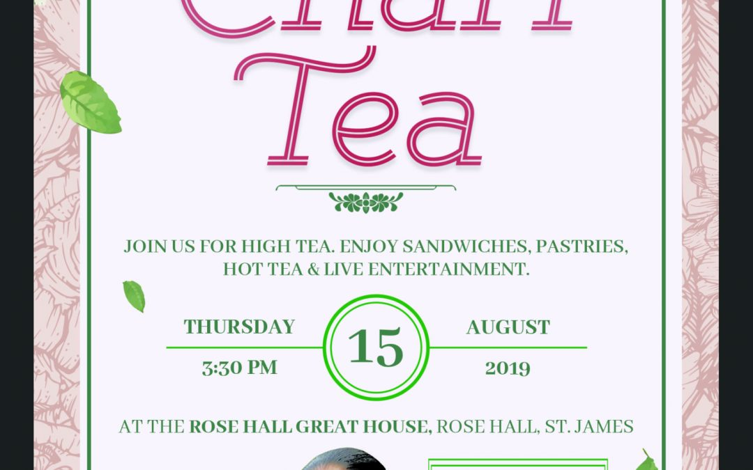 ChariTEA for Charity
