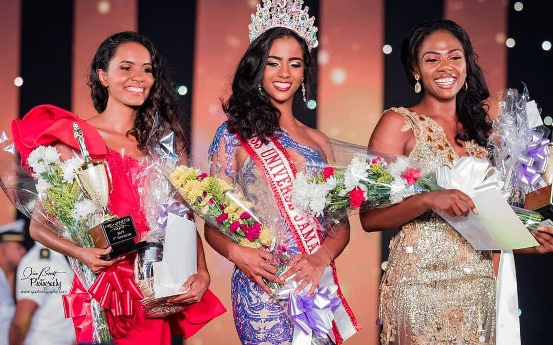 Miss Rose Hall Developments crowned Miss Universe Jamaica Orett O'Reggio