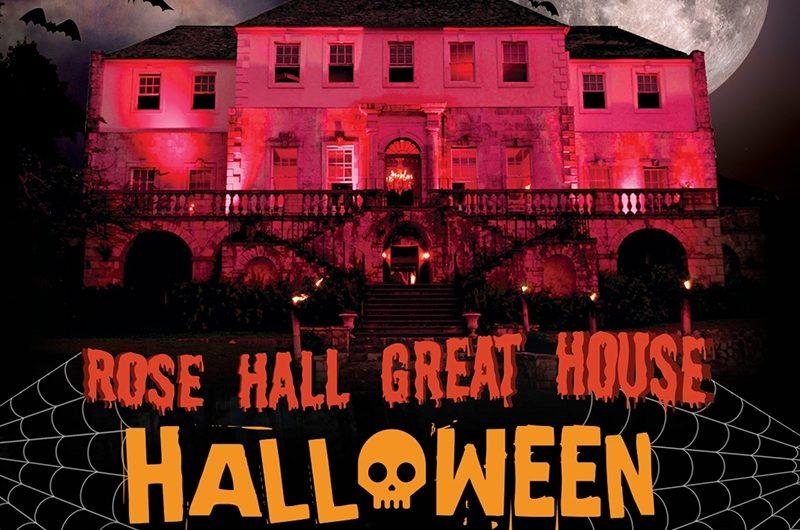 Rose Hall Great House Halloween Orett O'Reggio