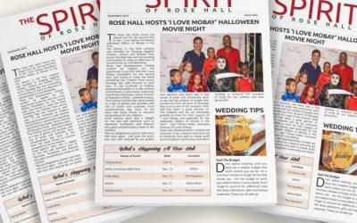 The Spirit of Rose Hall – Newsletter Issue 0002